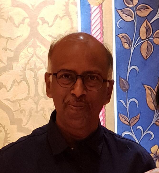 Kamal V Shah