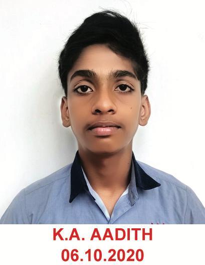 Aadith K A