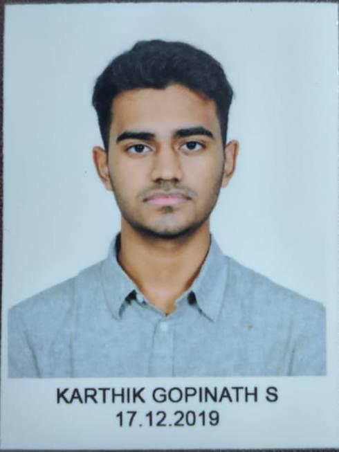 KARTHIK GOPINATH S