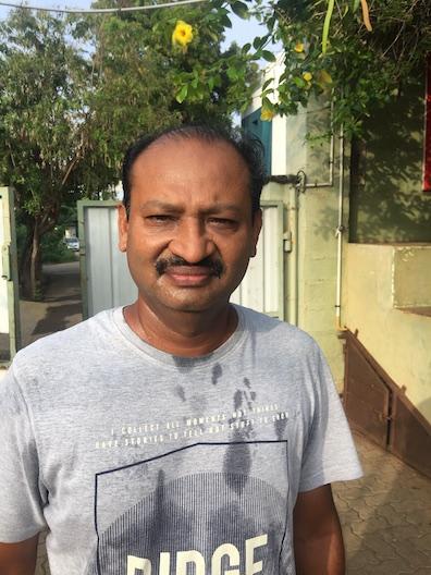 Satish Kumar K